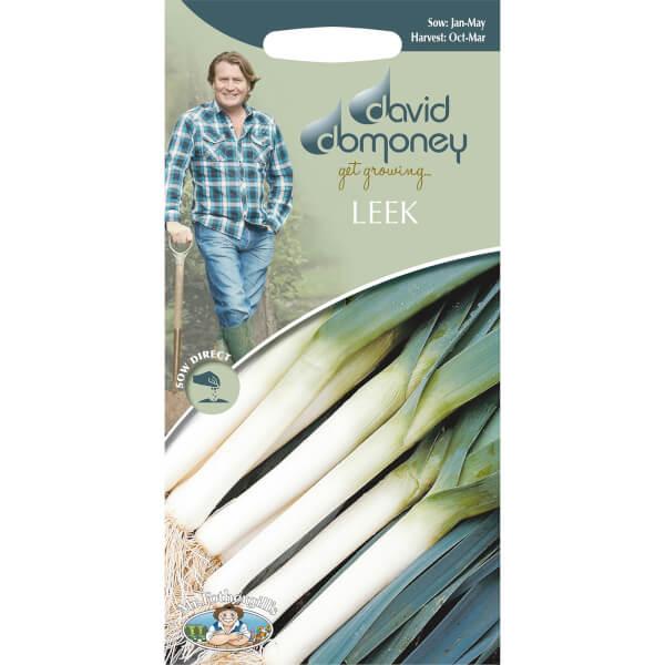 David Domoney Leek Seeds