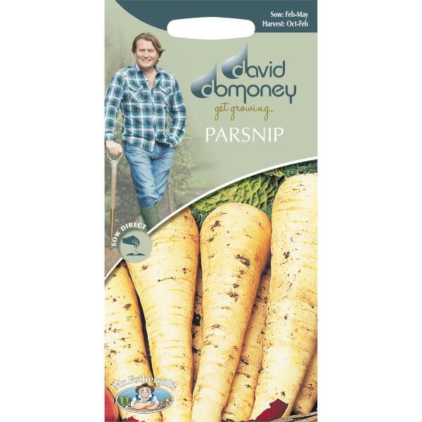 David Domoney Parsnip Seeds