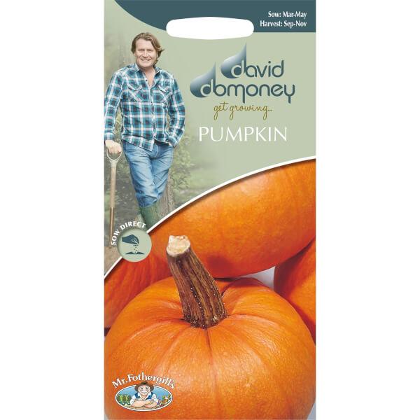 David Domoney Pumpkin Seeds