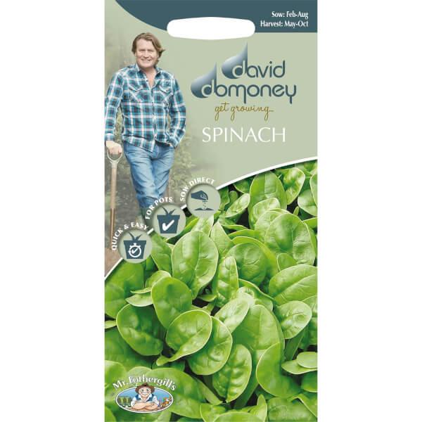 David Domoney Spinach Seeds
