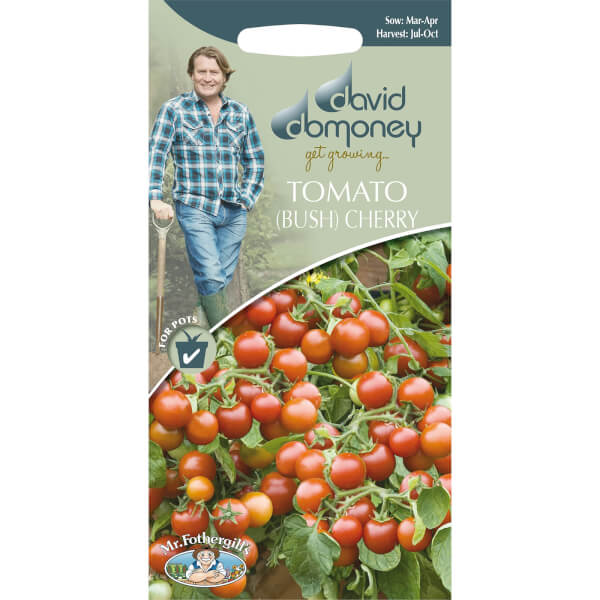 DD Tomato (Bush) Cherry Seeds