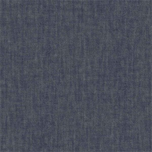 Belgravia Decor Coca Cola Plain Embossed Metallic Dark Blue Wallpaper