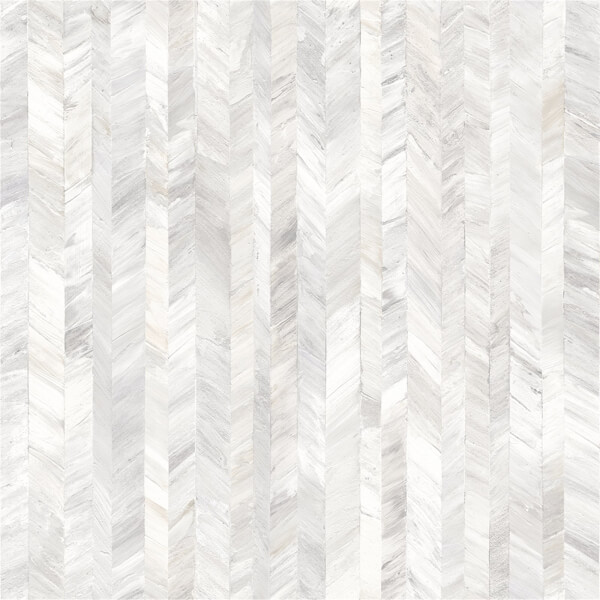 Arthouse Mother of Pearl Geometric Textured White Wallpaper