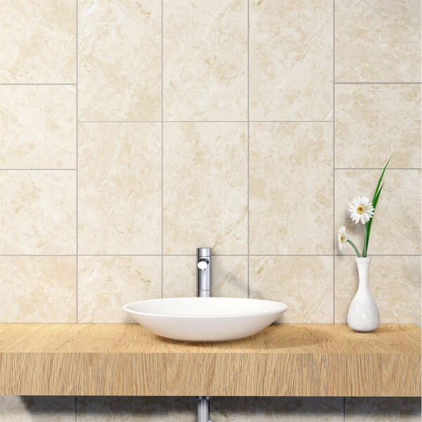 Venice Beige Wall Tile - 400 x 250mm