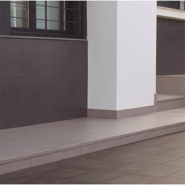 Koshi Athracite Floor and Wall Tile - 600 x 600mm
