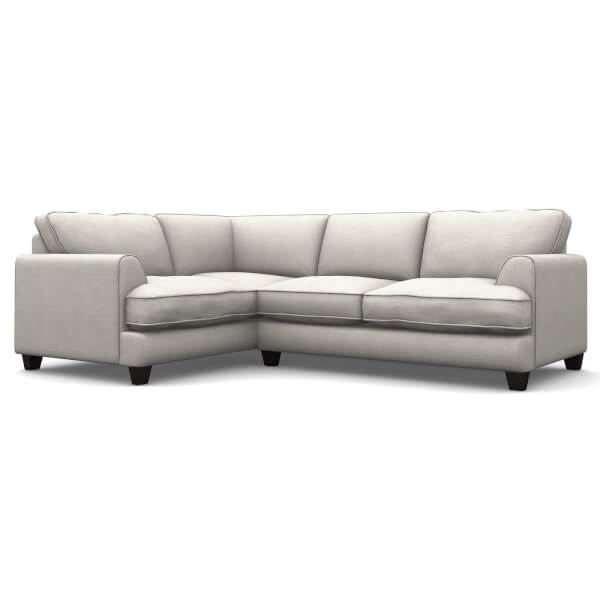 Greenwich Lefthand Corner Sofa - Angora