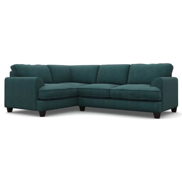 Greenwich Lefthand Corner Sofa - Ocean