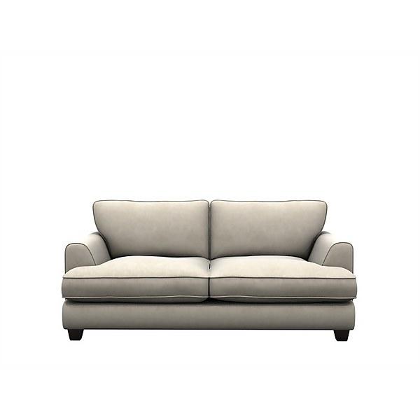 Greenwich 3 Seater Sofa - Angora