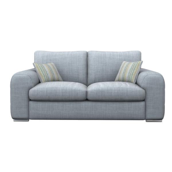 Amethyst 2 Seater Sofa - Sky