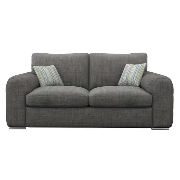 Amethyst 2 Seater Sofa - Slate