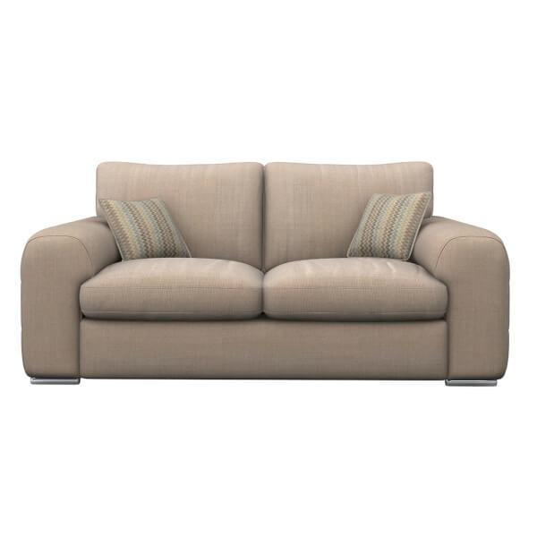 Amethyst 2 Seater Sofa - Sand