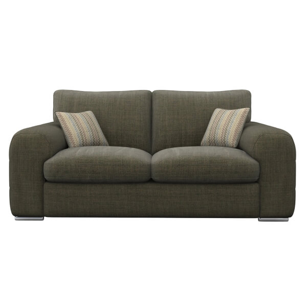 Amethyst 2 Seater Sofa - Brown