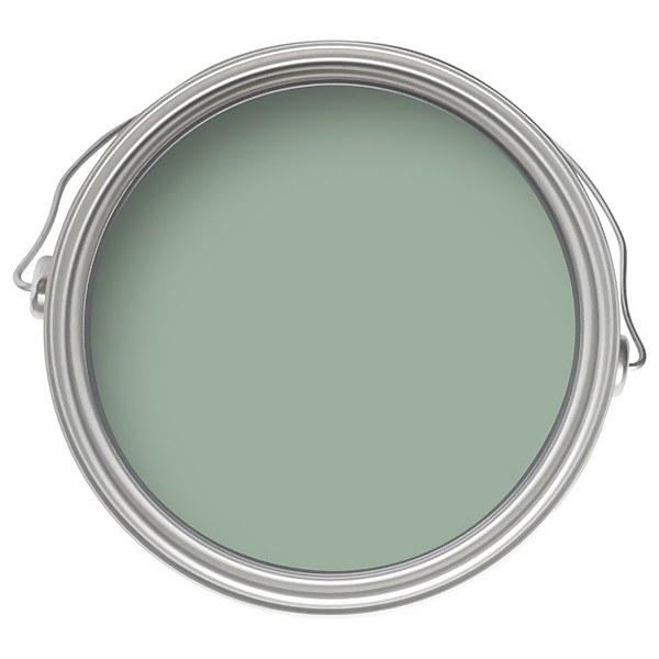 Farrow & Ball Modern No.84 Green Blue - Emulsion Paint - 2.5L