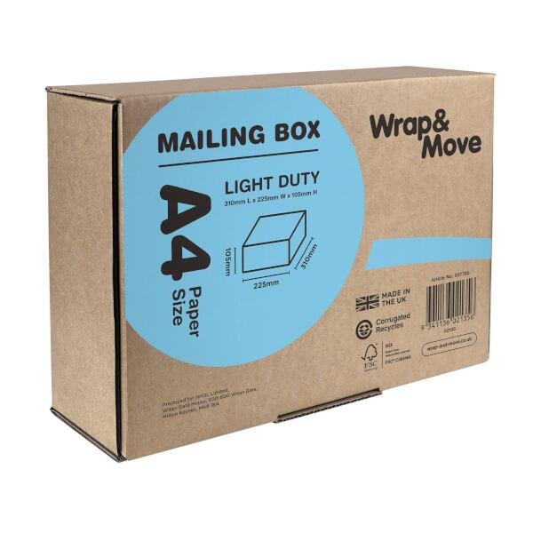 A4 Mailing Box