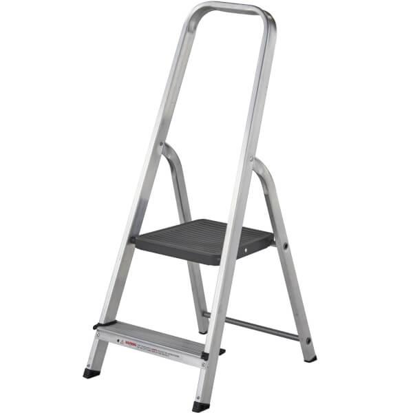 Werner High Handrail Step Ladder - 2 Tread