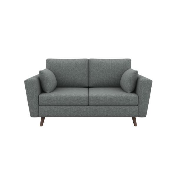 Lucia 2 Seater Sofa - Grey