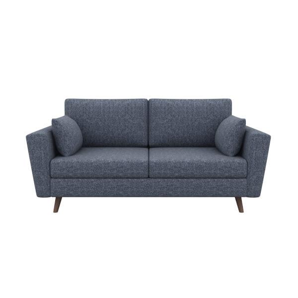 Lucia 3 Seater Sofa - Blue