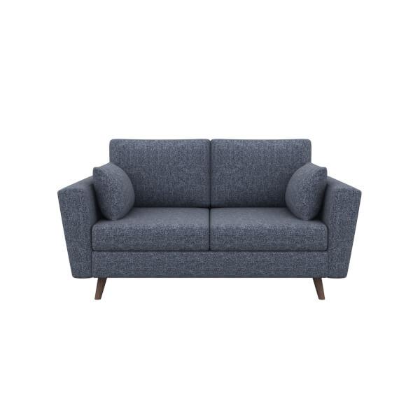 Lucia 2 Seater Sofa - Blue