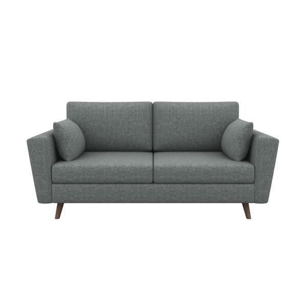 Lucia 3 Seater Sofa - Grey