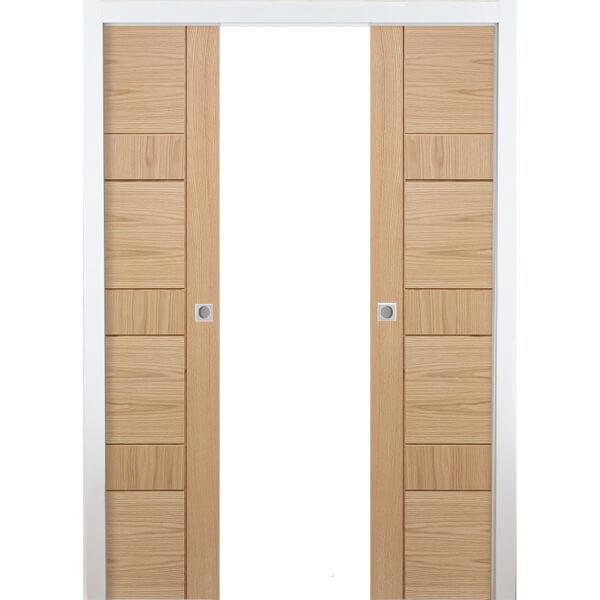 Internal Double Pocket Door System - 1676 x 1981mm