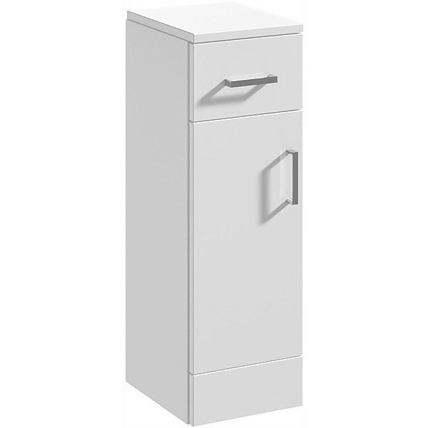 Balterley Orbit 250x330mm Cupboard - Gloss White