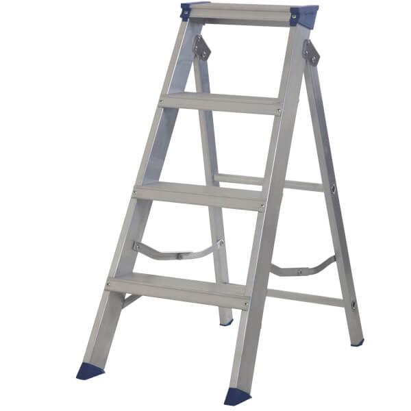 Werner MasterTrade Step Ladder - 4 Tread