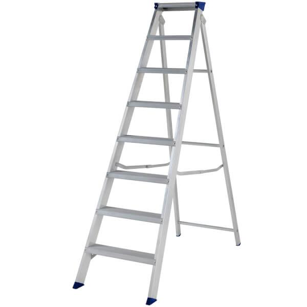 Werner MasterTrade Step Ladder - 8 Tread