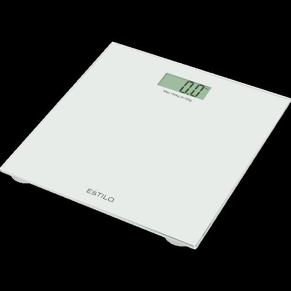 Bathroom Scale White