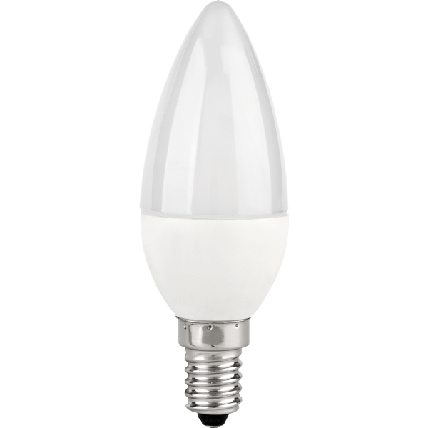 TCP LED Candle 40W SES Warm Light Bulb - 2 pack