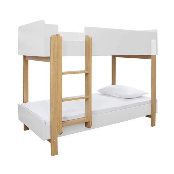 Hero Bunk Bed - White