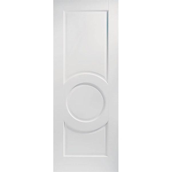 Montpellier Internal Primed White 3 Panel Door - 838 x 1981mm