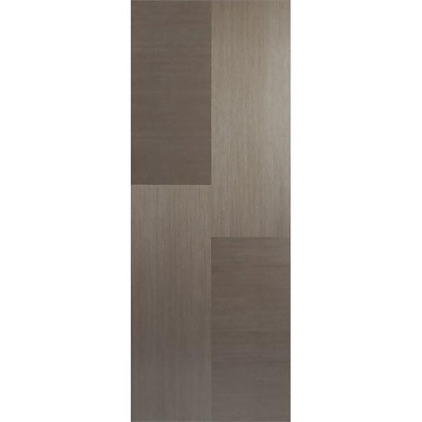 Hermes Internal Prefinished Chocolate Grey Door - 686 x 1981mm