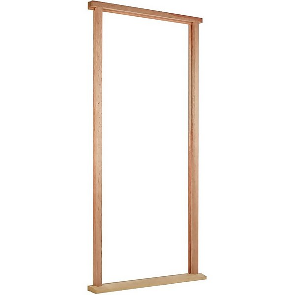 Door Frame and Cill External Unfinished Hardwood With Weather Seal - To Suit Door Size 762 x 1981mm