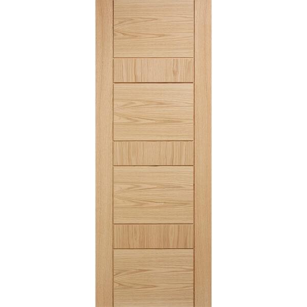 Edmonton Internal Prefinished Oak Fire Door - 686 x 1981mm