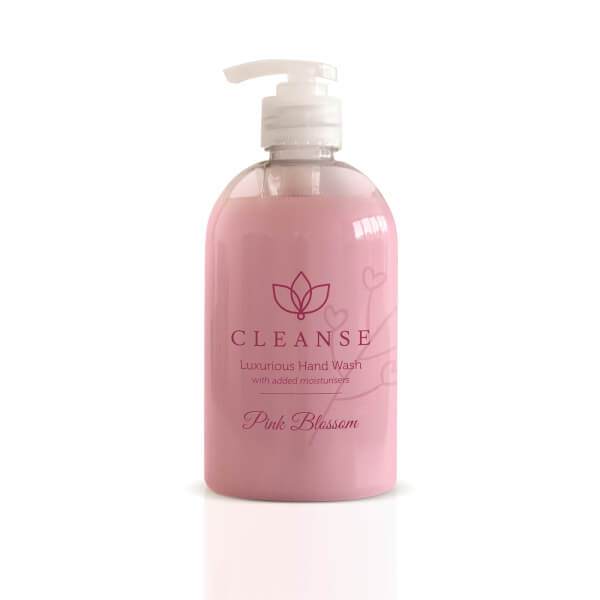 Cleanse Pink Blossom Hand Wash 485ml