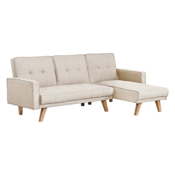 Kitson Sofa Bed - Beige