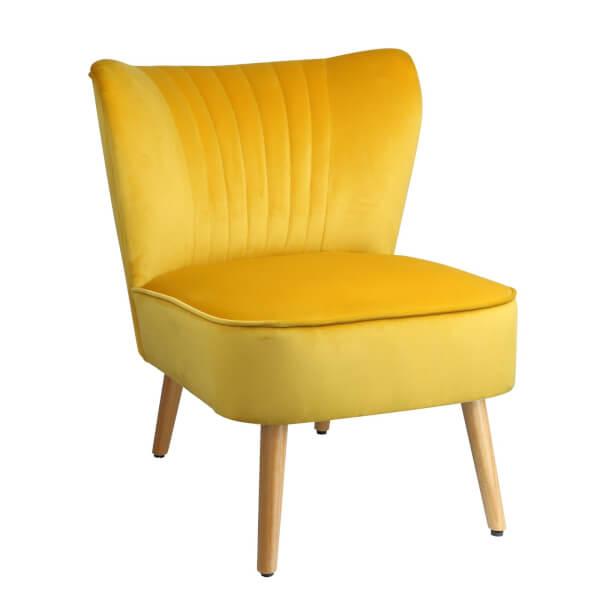 Occasional Chair - Ochre