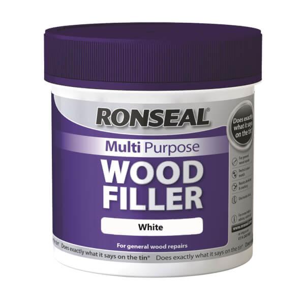 Multi Purpose Wood Filler White - 465g