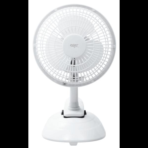 6 Inch Clip Fan With Base
