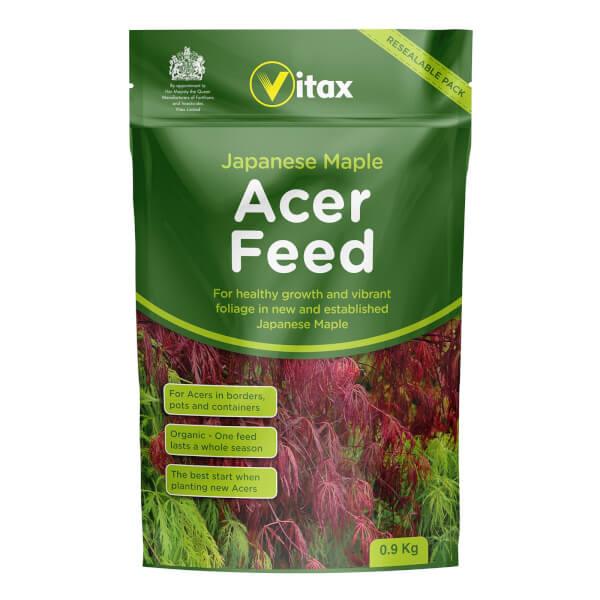 Vitax Acer Fertiliser Pouch 0.9kg