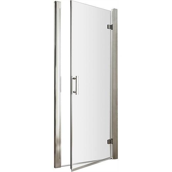 Balterley Hinged Shower Door - 800mm (6mm Glass)