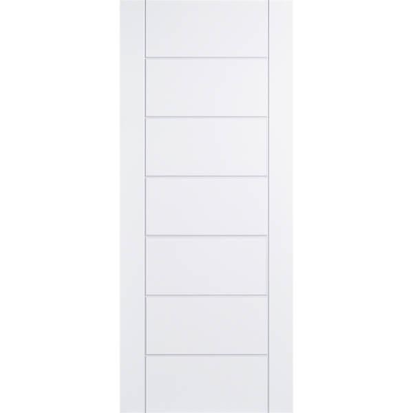 Modica External White GRP Door - 838 x 1981mm