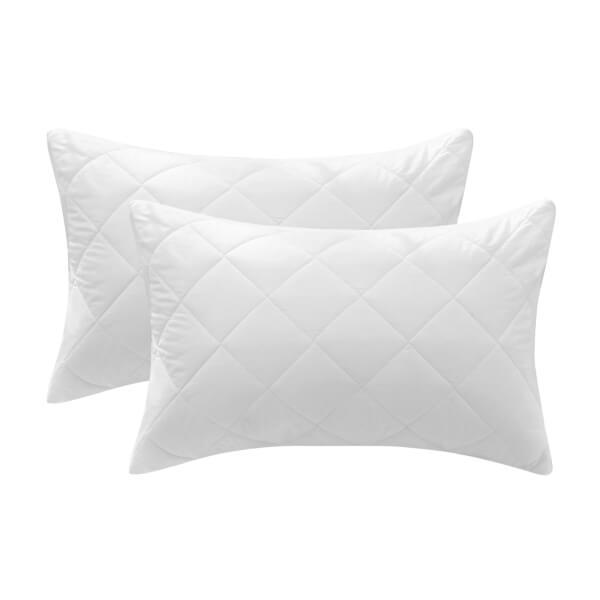 Anti-Allergy Pillow Protector - 100% Cotton
