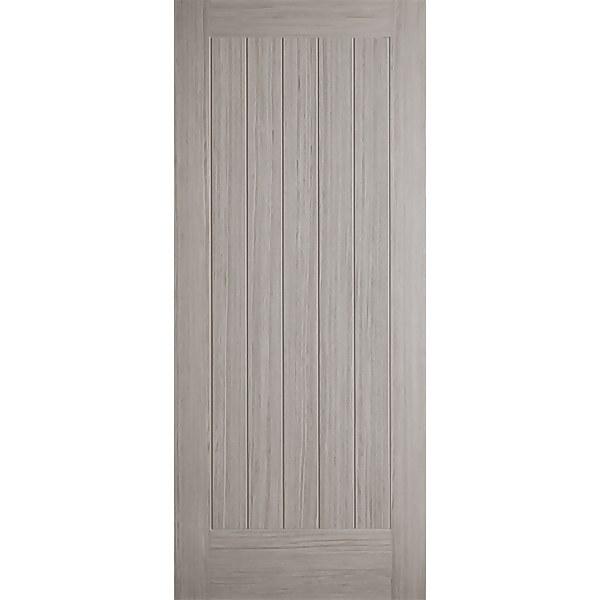 Somerset Internal Prefinished Light Grey Door - 762 x 1981mm
