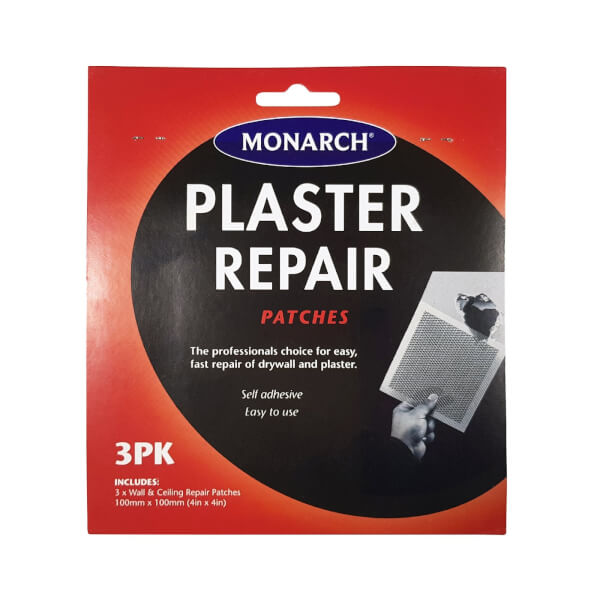 Wall & Ceiling Repair Patch - 3 Pack