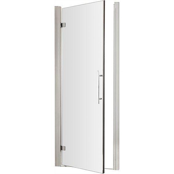Balterley Sonic Hinged Shower Door - 700mm (8mm Glass)