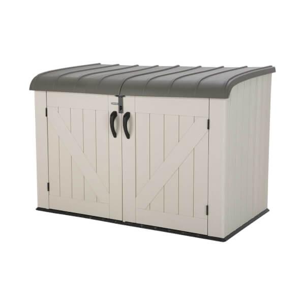 Lifetime 6x3.5 ft XL Horizontal Storage Shed