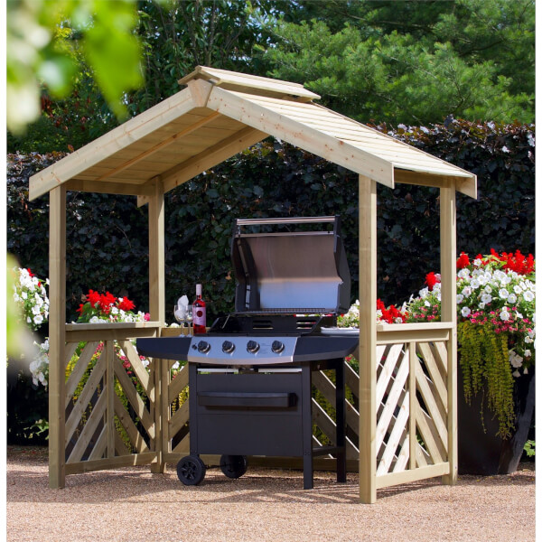 Anchor Fast Avondale Barbecue Shelter FSC