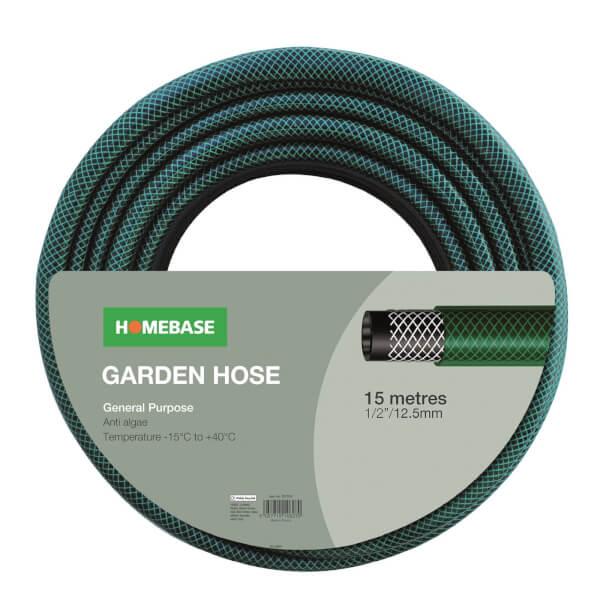 Homebase Essential Hose - 15m