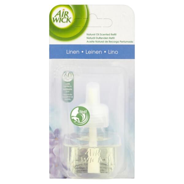 Airwick Linen Air Freshener - Elec Refill
